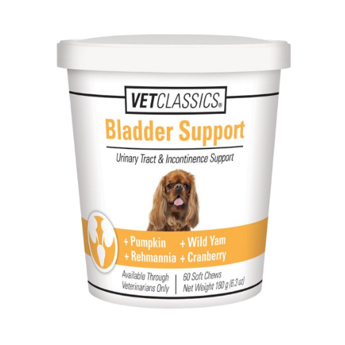 Bladder Support Soft Chews for Dogs