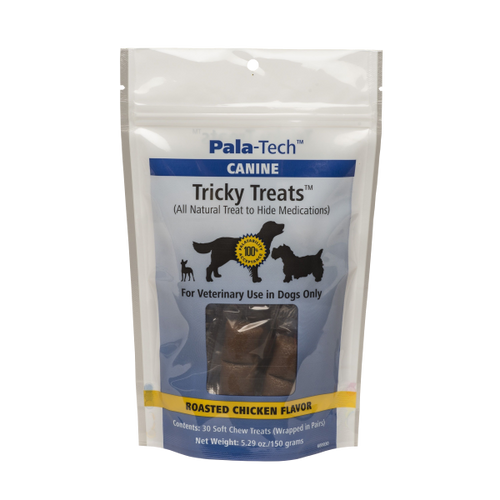 Canine Tricky Treats - Roasted Chicken Flavor