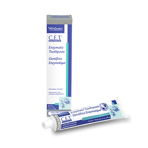 C.E.T. Enzymatic Toothpaste (Poultry Flavor)