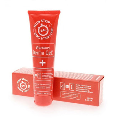 Derma Gel for Wounds