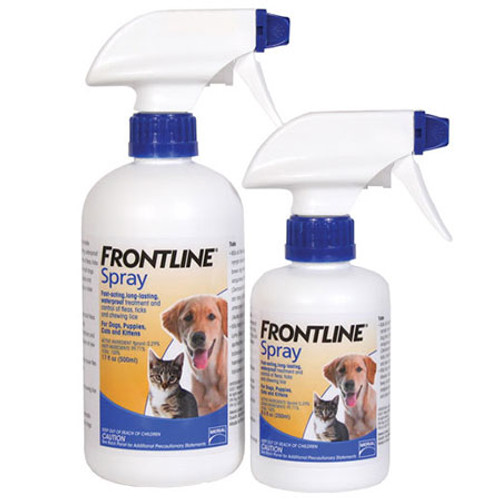 Frontline Spray for Dogs & Cats (500 ml)