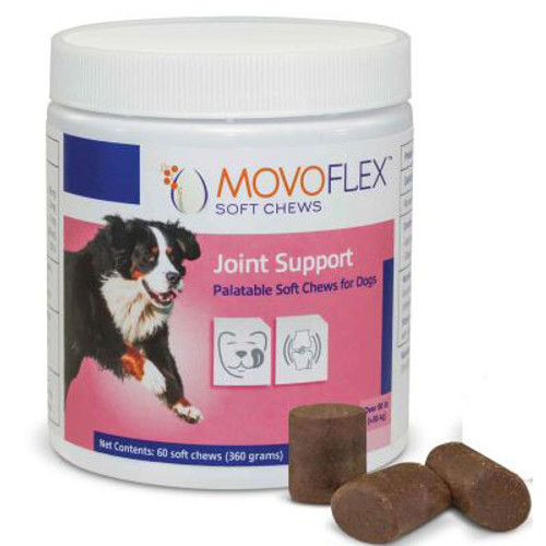 Movoflex Soft Chews for Large Dogs (60 count)