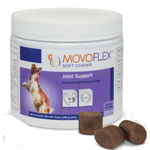 Movoflex Soft Chews for Medium Dogs (60 count)