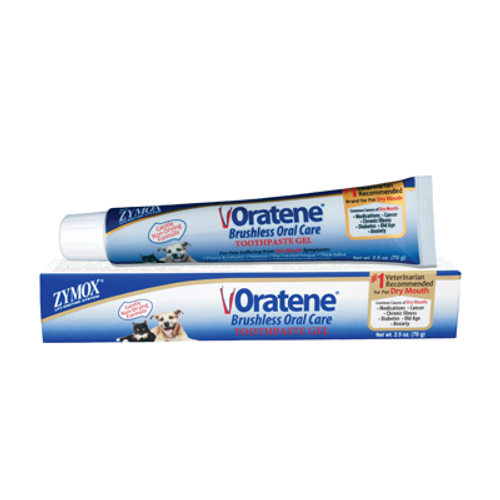 Oratene Brushless Toothpaste Gel (2.5 oz.)
