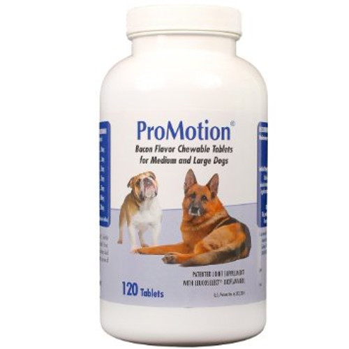 ProMotion Chewable Tablets for Medium and Large Dogs (120 count)