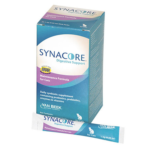 Synacore Feline Digestive Support (30 stick packs)