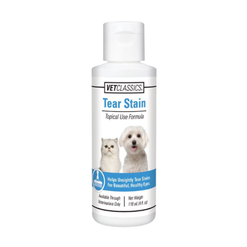 Vet Classics Tear Stain Liquid (4 oz.)