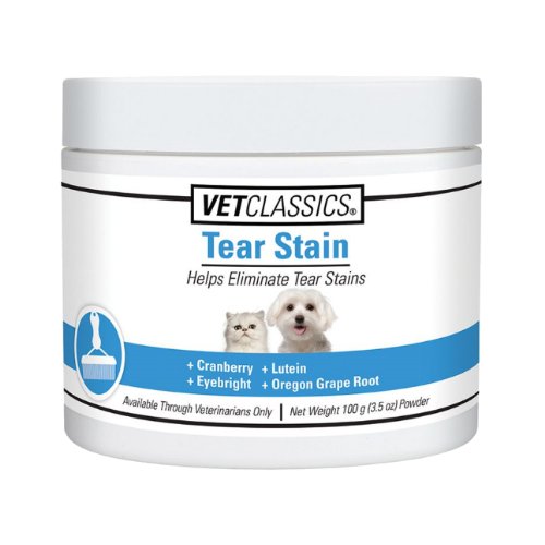Vet Classics Tear Stain Powder (100 gm.)