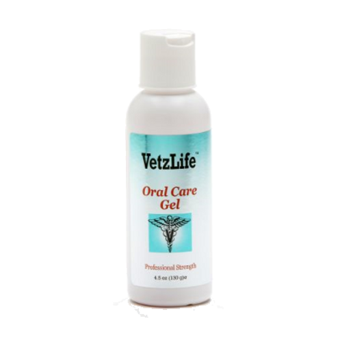 VetzLife Oral Care Gel for Dogs and Cats (4.5 oz.)
