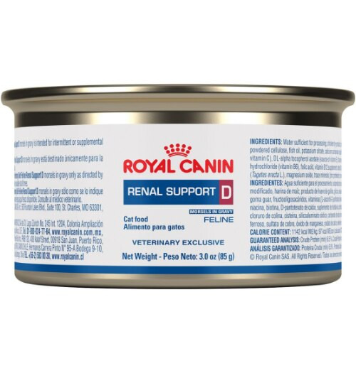 Renal Support D MIG Canned Cat Food (24/3 oz Cans)