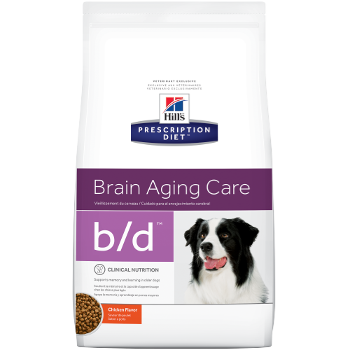 Brain Aging Care b/d Dry Dog Food (17.6 lb)
