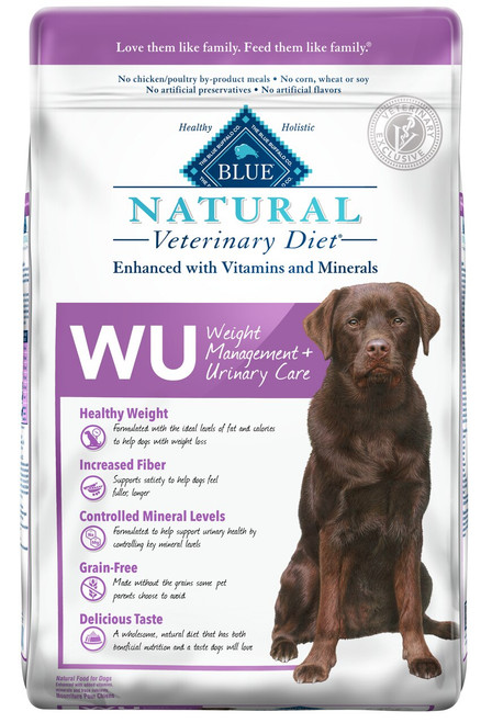 WU Weight Management + Urinary Care Dry Dog Food (22 lb)