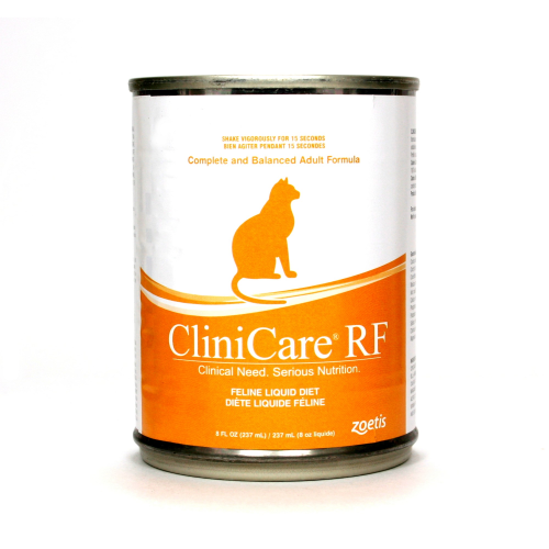 Clinicare RF Feline Meal Replacement Liquid (8 oz.)