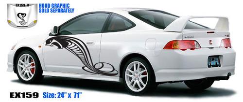 159 Cobra Graphic