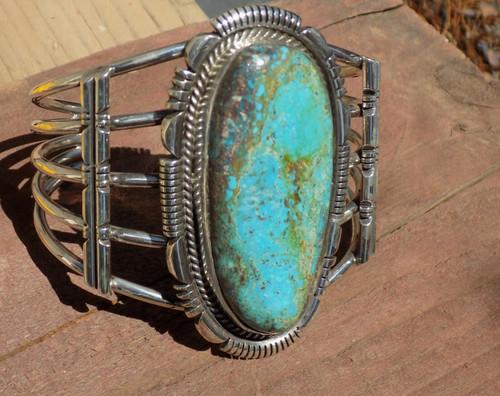 Bisbee Arizona Turquoise  Photograph in the AZ sun