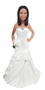 Lauren Bride Cake Topper Figurine