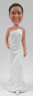 Desirae Bride Cake Topper Figurine