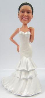 Hannah Bride Cake Topper Figurine