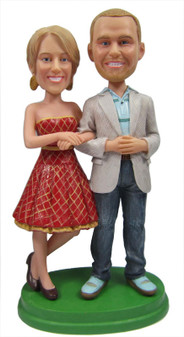 NEW! Style #12 Attached Cake Toppers