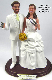 Wolverine X-Men Cake Topper