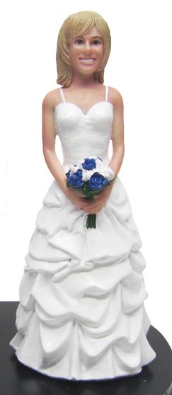 Vanessa Bride Cake Topper Figurine
