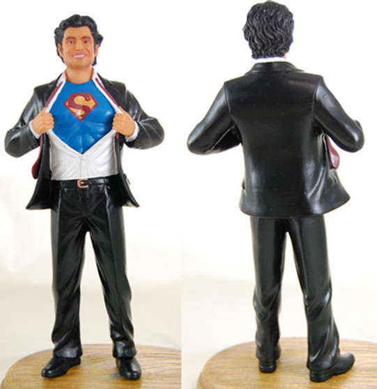 Superhero Groom Style Figurine