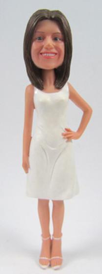 Beckie Bride Cake Topper Figurine