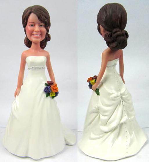 Casey Bride Style Figurine