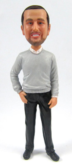 Craig - Sweater Groom Style Figurine