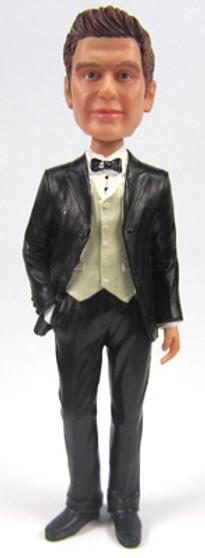 Doug - Tuxedo Groom Style Figurine