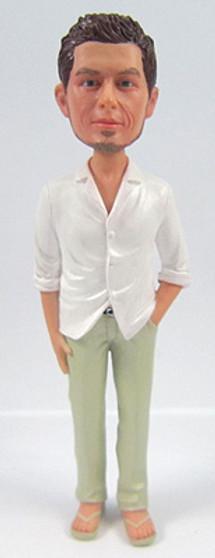 Rusty - Beach Groom Style Figurine