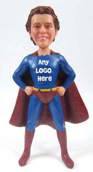 Super Sam Groom Cake Topper Figurine
