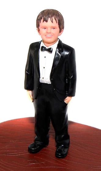 Ring Bearer Add-on Figurine