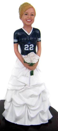 Vanessa Sports Bride Figurine