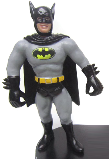 Batman Groom Cake Topper Figurine