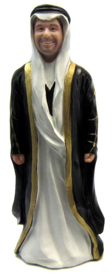 Arab Groom Cake Topper Figurine