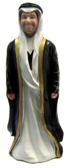 Arab Groom Cake Topper Figurine