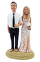 Arm in Arm Beach Cake Toppers