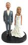 Taelyr Shorter Bride Cake Topper Figurine