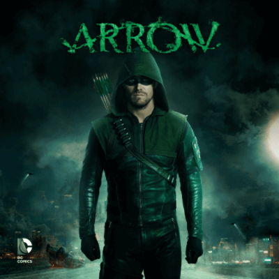 Arrow TV show poster