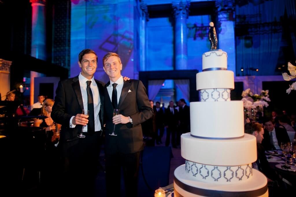 Chris Hughes' Wedding