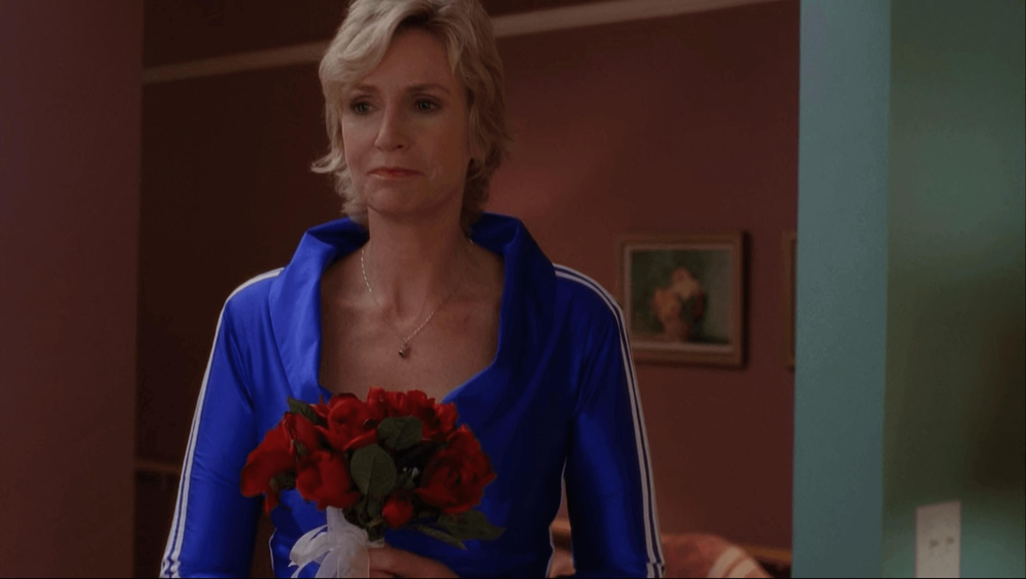 Jane Lynch from Glee