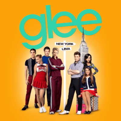 Glee TV show poster
