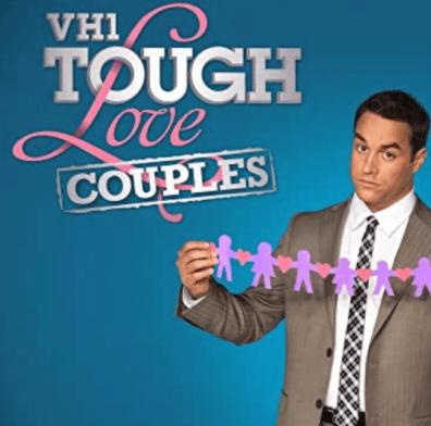 Tough Love Couple TV show poster