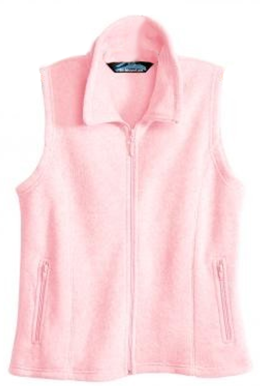 Crescent Fleece Vest