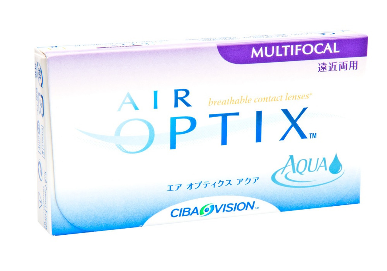 Air Optix Aqua Multifocal - 6 Pack - LensesOnline cde12f77c1