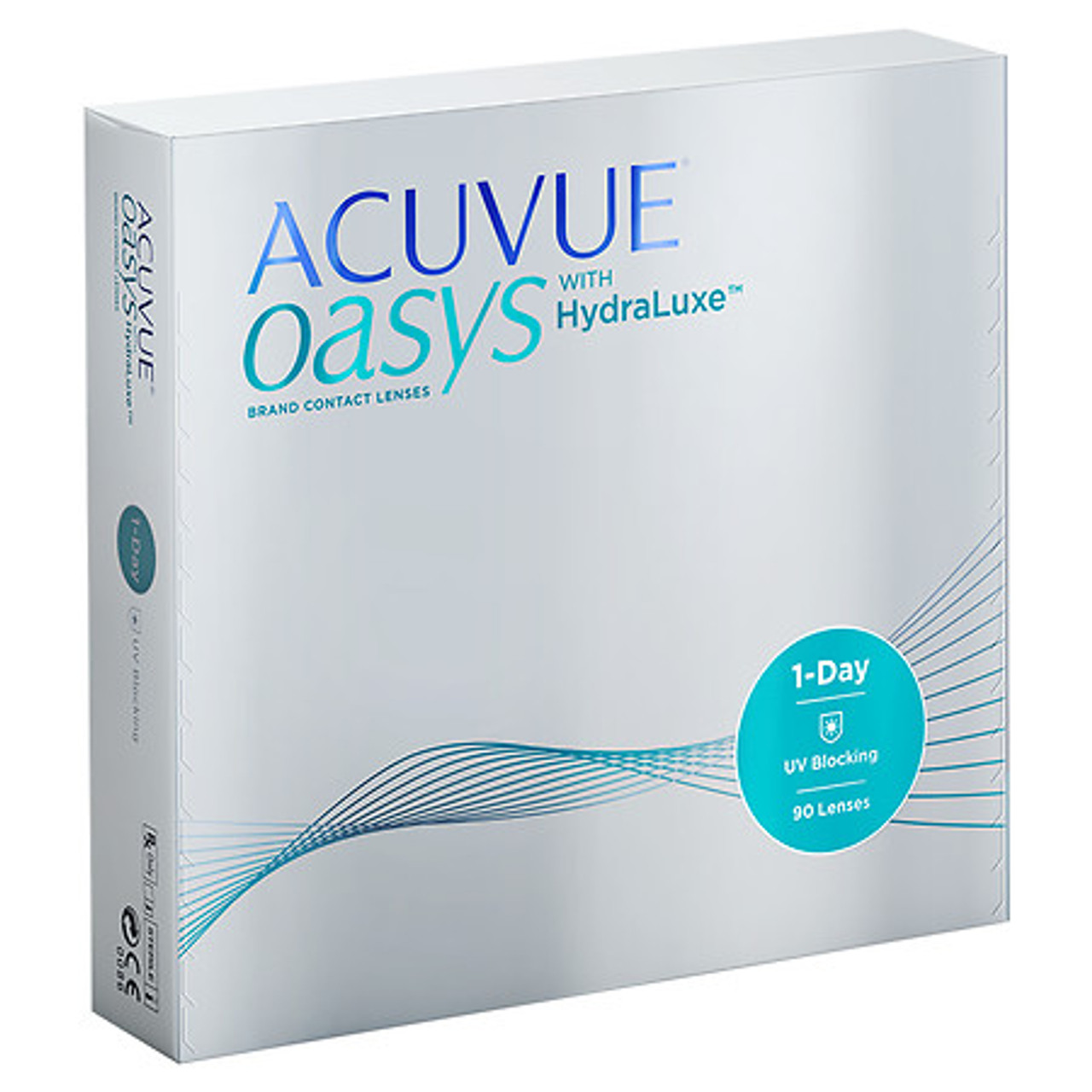 3983c95e945 Johnson and Johnson Contact Lenses. Acuvue 1 Day Oasys with HydraLuxe 90  Pack