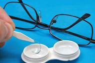 Switching from glasses to contact lenses !