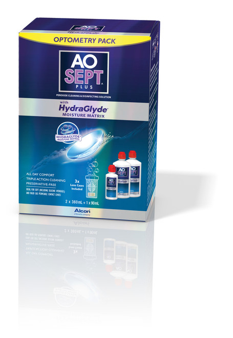 AO SEPT Plus with HydraGlyde Value Pack