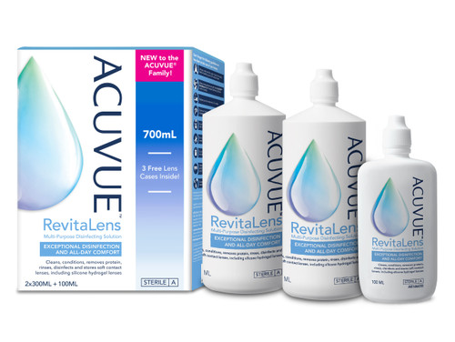 Acuvue RevitaLens Multi-Purpose Solution